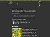 Foliage for Blogger